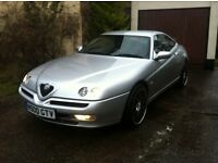 Alfa romeo Gtv 2l twin spark. 2003