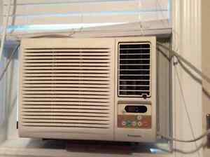 Panasonic air conditioner buy sell items tickets or for 15 inch wide window air conditioners