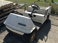 !*! COLUMBIA GAS GOLF CART !*!
