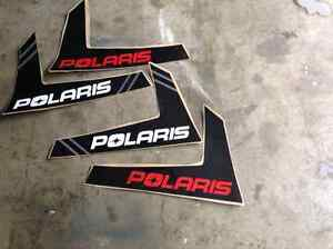 Polaris Axys Style Side Panel Decals
