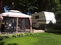 Roulotte Fifth wheel
