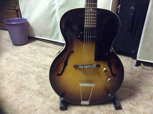 Classic  1958 , ES -125 Gibson for sale  , in mint shape