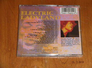 JIMI HENDRIX...DVD'S & CD'S Kitchener / Waterloo Kitchener Area image 10