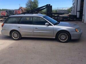 """2003 Subaru Legacy """"L"""" Special edition"""