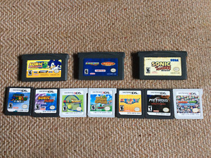 DS/GBA GAME LOT
