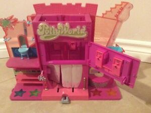 Polly World for Polly Pockets Kitchener / Waterloo Kitchener Area image 1