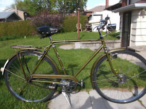 Awesome Raleigh Superbe 3spd Cruiser(New Tires&Tubes)