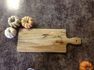 Maple butcher block and cheese board Peterborough Peterborough Area image 5
