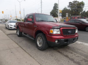 2011 Ford Ranger Crew Pickup Truck! Certified! Great Condition