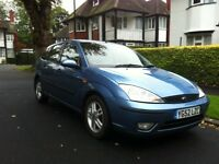 Ford Focus 1.6 Zetec 5Door 12 Months Mot