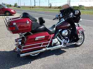 Harley FLHTCU