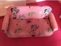 Minnie Mouse couch