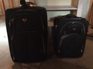 1 valise Swissgear