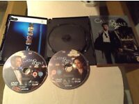 CASINO ROYALE 2 DISC DVD *CAN DELIVER WITHIN LOCAL AREA*