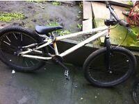 D m r stunt bike
