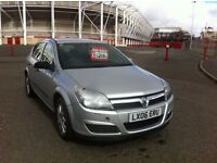 2006 VAUXHALL ASTRA 1.7 CDTI *** BARGAIN *** ONLY £1295 ***