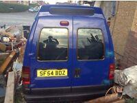 Van or 7seater family car