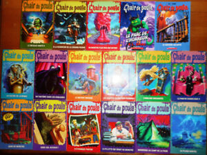 Chair de Poule R.L. Stine