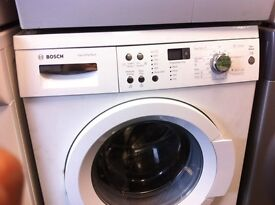 Bosch 8kg washing machine reduced ££££