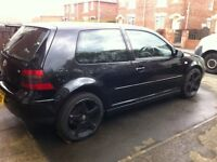 Vw golf mk4 pd 150 running 237bhp (have print out) BREAKING!!