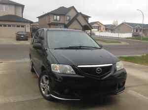 2006 Mazda MPV Minivan, Van