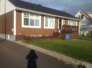 Maison à vendre meublées