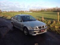 24/7 Trade sales NI Trade prices for the public 2004 BMW 316I Sport motd September 18