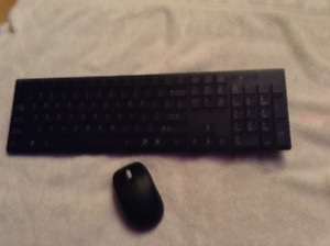 MICROSOFT Wireles Keyboard and Mouse