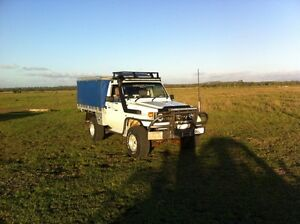 75 series Toyota landcruiser with 1hdt : cruiser ute Alton Downs Rockhampton Surrounds Preview