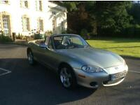 2003 03 Mazda MX-5 1.8i ( Leather ) Nevada 39,000 miles