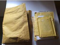 6 Jiffy Bags Free