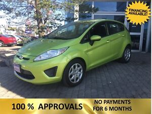 2011 Ford Fiesta         LOW MONTHLY PAYMENTS !