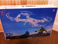 First person view 2.4ghz rc hd camera drone quadcopter helicopter
