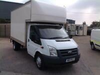 2011 11 FORD TRANSIT 2.4 350 DRW LUTON 115PS DIESEL