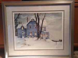 Tricia Romance numbered print 'Dusk' Cambridge Kitchener Area image 1
