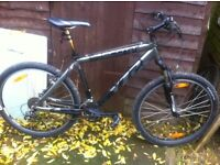"MEN'S 19""INCH FRAME SCOTT YZ2 HARDTRAIL FRONT SUSPENSION MOUNTAIN BIKE £160.00"