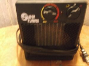 1800 watt electric super furnace heater excellent condition