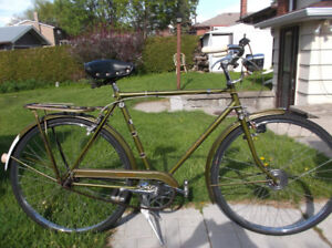 Awesome Raleigh Superbe 3spd Cruiser (New Tires &Tubes)