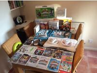 Wanted nintendo wii and ds,3ds with games