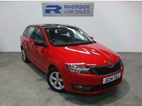 2014 Skoda Rapid Spaceback 1.6 TDI CR SE 5dr 5 door Hatchback