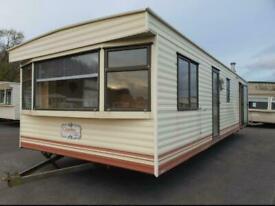 Static caravan Cosalt Coaster 35x12 2bed - Free delivery.