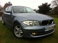LOOK 2005 BMW 120D SE LOW MILEAGE 1 SERIES NEW CLUTCH AND FLYWHEEL COST OF £820 FROM HALFORDS