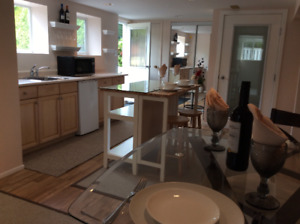 $1575 or $600/wk FURN 1br - UVic area, close to Willows beach