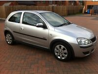 Vauxhall Corsa SXI+ 1.2 Petrol, 2006 (06 plate) 61k **Ideal for New Drive**