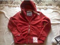 Super-dry hoodies hoody full zipper size M used £10