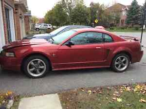 2004 Ford Mustang V6 Coupe (2 door)