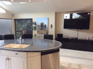 Furnished West Richmond Executive 3 BDR