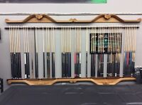 Pool cues for sale
