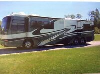 2001 motor home for sale at Tall Timber Lodge