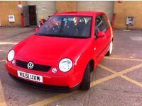 2001 VW LUPO 1.4 / SPARES OR REPAIR